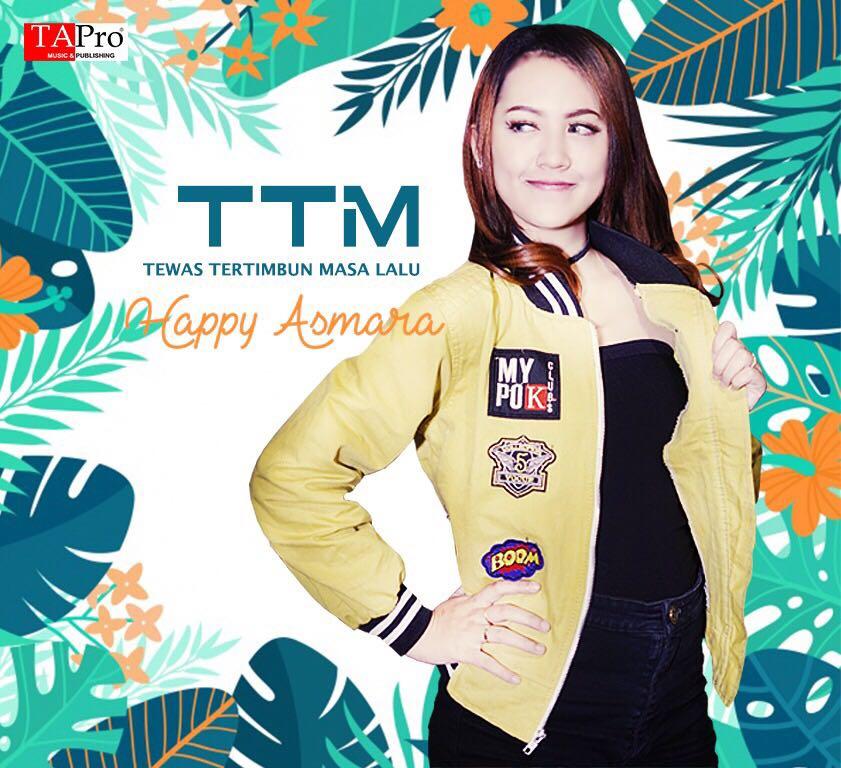 TEWAS TERTIMBUN MASA LALU, Lagu Andalan Happy Asmara Untuk Netizen yang Patah Hati