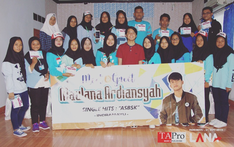 Cerita Lucu Dibalik Meet and Greet LANA di Indramayu