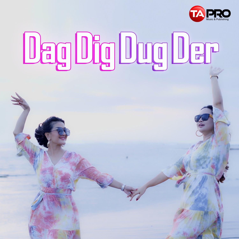 COVER 2RACUN – DAG DIG DUG DER – Radio